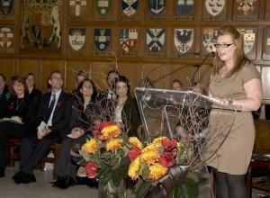 2010 Valedictorian – Gillian Barrie