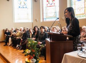 2012 Valedictorian – Ana Talag