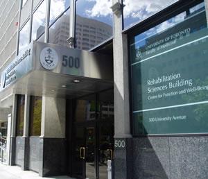 Rehabilitation Sciences Building, University of Toronto