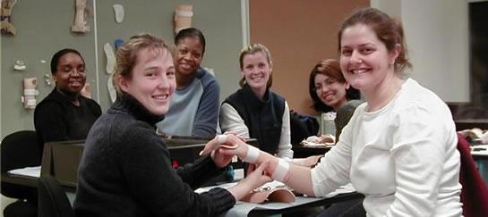 OT Students