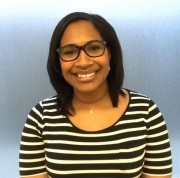 Photo of Occupational Therapy student Tracey Joseph