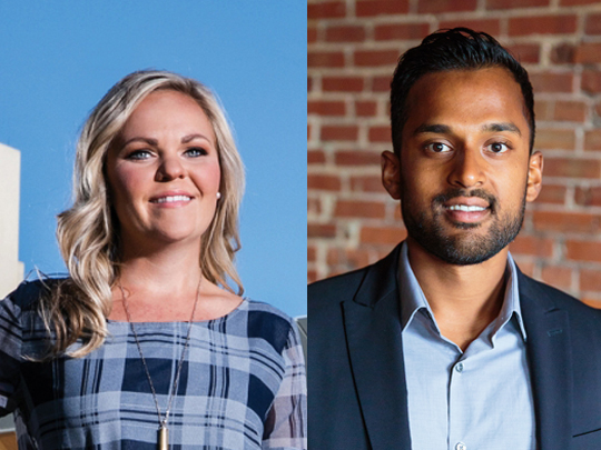 "Classmates Named to Edmonton's ""Top 40 Under 40"""
