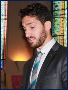Natan Adelman Valedictorian 2017