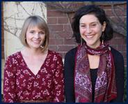 Amanda Landry & Mira Etlin-Stein