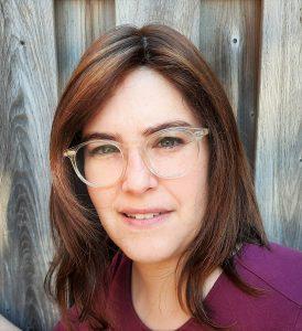 Photo of Naomi Davids-Brumer