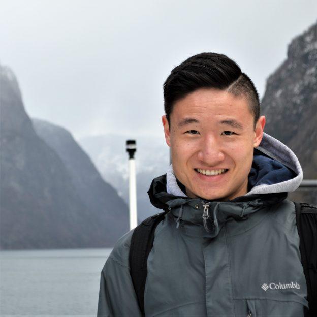 Photo of Marcus Yu