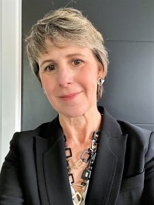 Photo of Prof. Mary Forhan